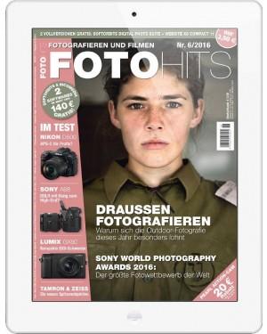 FOTO HITS Magazin 6/2016 E-Paper