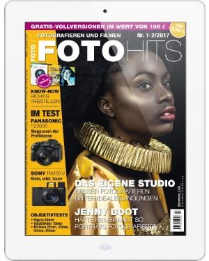 FOTO HITS Magazin 1-2/2017 E-Paper