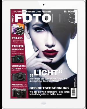 FOTO HITS Magazin 4/2018 E-Paper