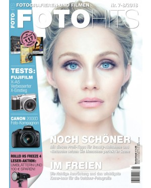 FOTO HITS Magazin 7-8/2018