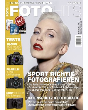 FOTO HITS Magazin 9/2018