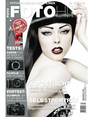 Black Week 2019 bei FOTO HITS Ein-Jahres-Abo, Print, Digital oder Premium: Jetzt mit drei Prämien im Gesamtwert von bis zu 200 Euro!!