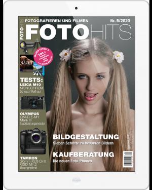 FOTO HITS Magazin 5/2020 E-Paper