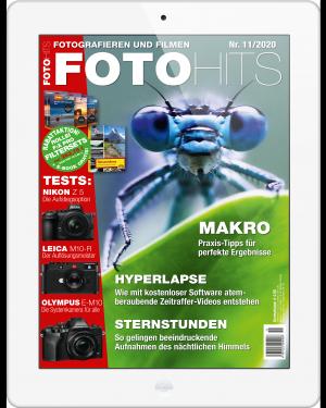 FOTO HITS Magazin 11/2020 E-Paper