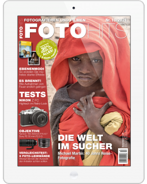 FOTO HITS Magazin 10/2021 E-Paper