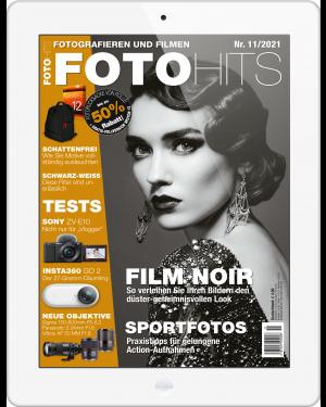FOTO HITS Magazin 11/2021 E-Paper