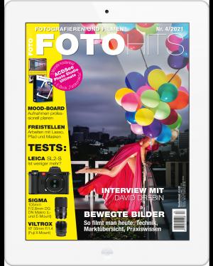 FOTO HITS Magazin 4/2021 E-Paper