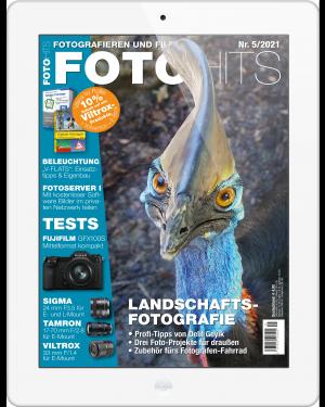 FOTO HITS Magazin 5/2021 E-Paper