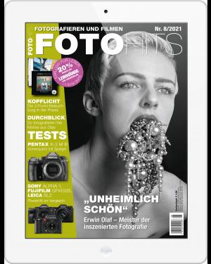 FOTO HITS Magazin 8/2021 E-Paper