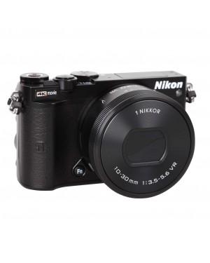 Nikon 1 J5: Nikon 1 J5 vs. Canon EOS M3