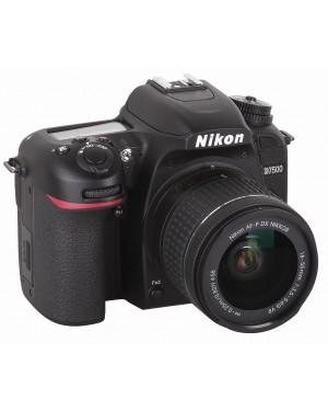 Nikon D7500: Etwas neu, etwas anders