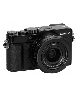 Panasonic LX100 II: Performant und kompakt