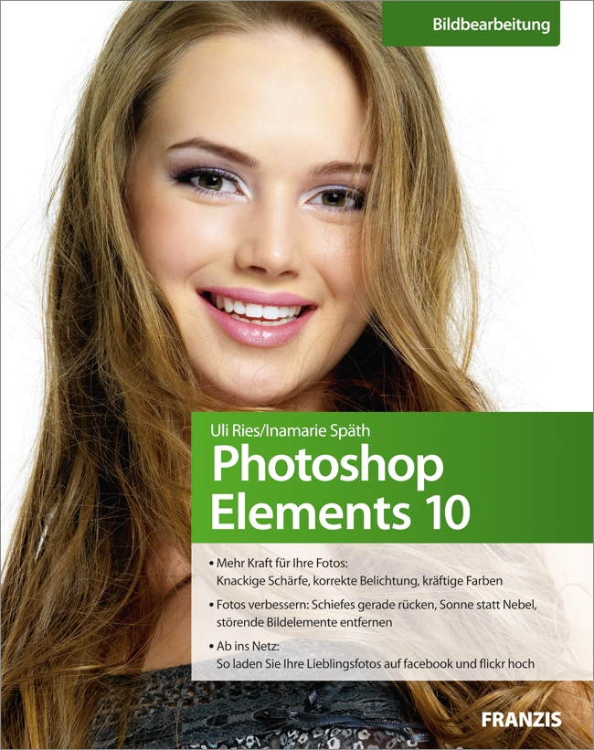 Photoshop Elements 10 - Das Workshopbuch