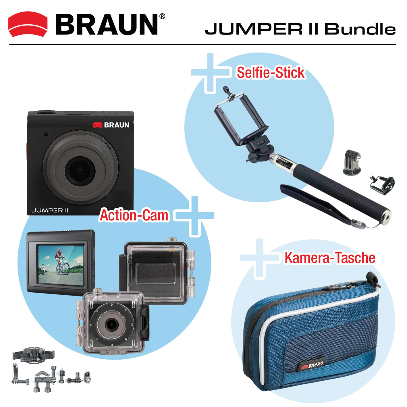 Braun Jumper II Bundle